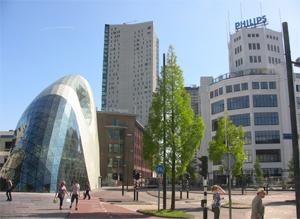Hotels Eindhoven Centrum